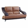 Modern Loveseat U982