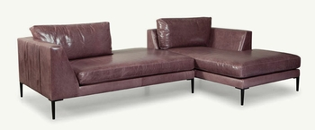 Modern made in USA Sectional  # 79561