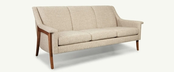 Modern made in USA Sofa # 1487