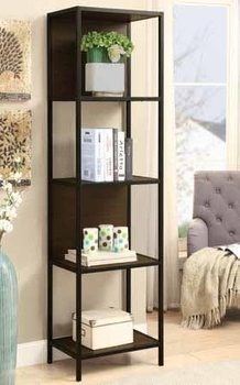 Modern office bookcase # 801473