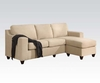 Modern Reversible Sectional chaise furniture stores