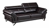 Modern Sofa leather gel U7590