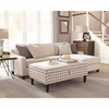 Montgomery Modern Sectional Only by Scott Living