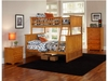 Nantucket Twin/Full Bunk Bed Children Atlantic Bedroom Furniture
