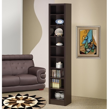 Narrow Bookcase 800285