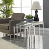 NIMBLE NESTING TABLE IN SILVER 257