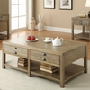 Occasional Group Cottage Coffee Table with Two Drawers