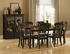 Ohana 5 PC Butterfly Leaf Table and 4 chairs