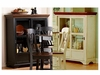 Ohana Curio China Hutch