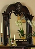 Palace Mirror Traditional Bedroom Sets