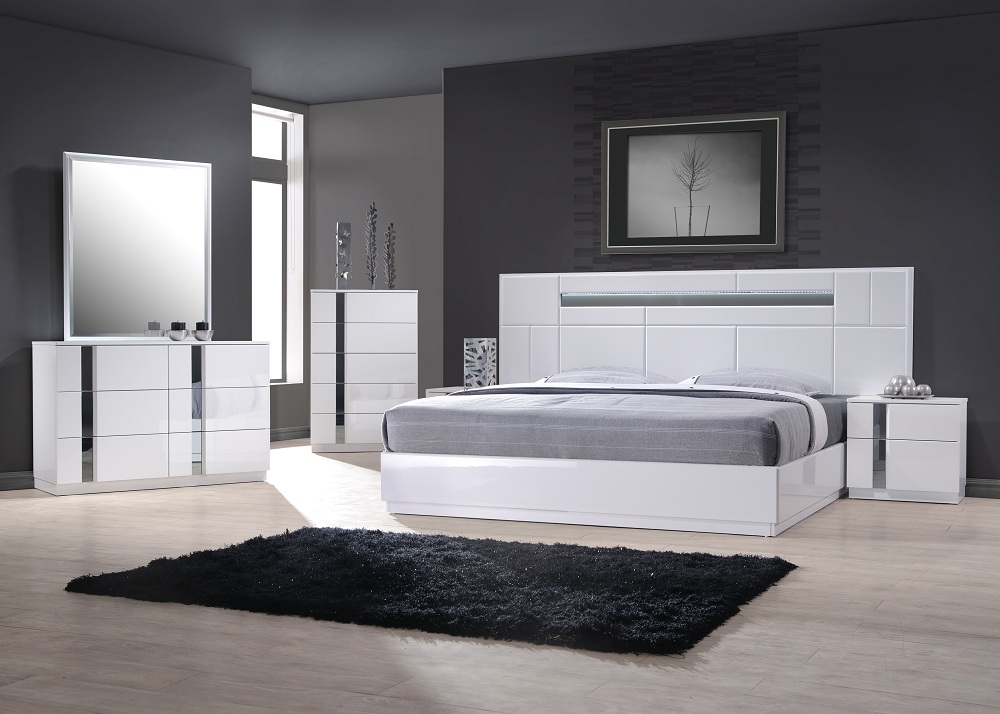 Perfect Ju0026M Palermo Queen Bed