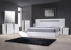 J&M Palermo Platform Queen Bed