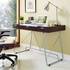 PANEL OFFICE DESK IN BIRCH