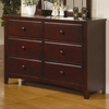 Parker 6 Drawer Youth Dresser