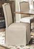 Parkins Parson Chair with Skirt