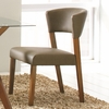 Paxton Grey Upholstered Dining Chair