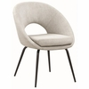 Pennington Modern Upholstered Dining Chair by Donny Osmond Home