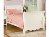 Pepper Twin Sleigh Bed