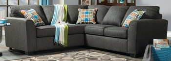 Playa Sectional made in USA furniture