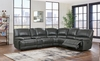 Power Recliner Sectional # U1952-SEC
