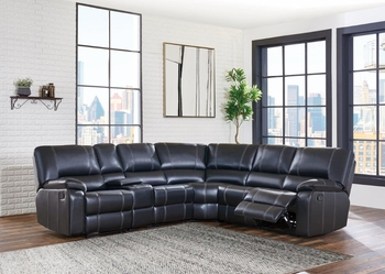 Power Recliner Sectional # U8135-SEC