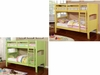 Prismo II Twin/Twin bunk bed