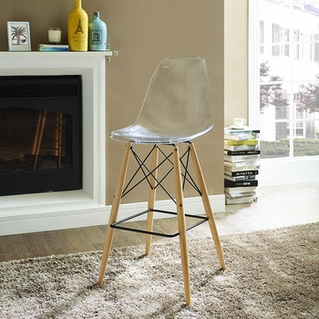 PYRAMID BAR STOOL # 1701