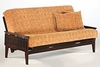 Queen Naples Moonglider Front Operating Futon Frame
