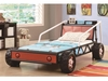 Race Car Beds Twin-Size Youth Bedroom Furniture