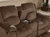 Recliner loveseat # U3118C