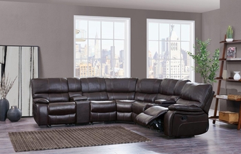 Recliner Sectional U0040