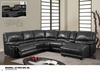 Recliner Sectional U1953