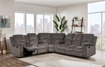 Recliner Sectional # U3118C