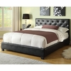 Regina Upholstered Full Bed with Button Tufting