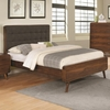 Robyn King Bed with Tufted Upholstered Headboard