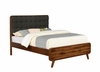 Robyn Queen Bed with Tufted Upholstered Headboard