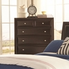 Rossville Chest of Drawers with Beveled Edges