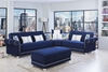 Royal Home Sectional Sleeper Storage