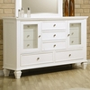 Sandy Beach Dresser with 11 Drawers