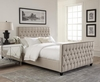 Saraatoga Upholstered Queen Size Bed