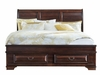 Sarina King Size Bed