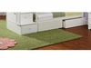 Set Of Two Flat Panel Bed Drawers