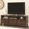 Silas Transitional TV Console