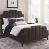 Sinclair Upholstered Queen Bed with Nailhead Trim