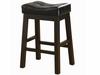"Sofie 24"" Upholstered Seat Bar Stool"
