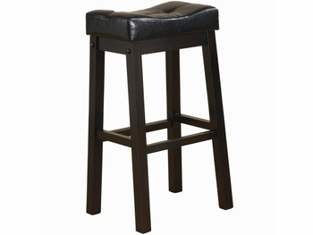 "Sofie 29"" Bar Stool with Plush Upholstered Seat"