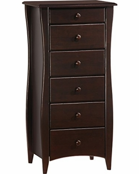 Solid Wood Lingerie Chest