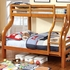 Solpine Twin/Full Bunk bed BK618