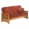 """Solstice Twin Lounger 39"""" Size Futon Frame"""