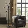 SPECTRUM FLOOR LAMP IN BLACK